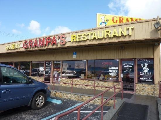 Grandpa S Restaurant Dania Beach Florida