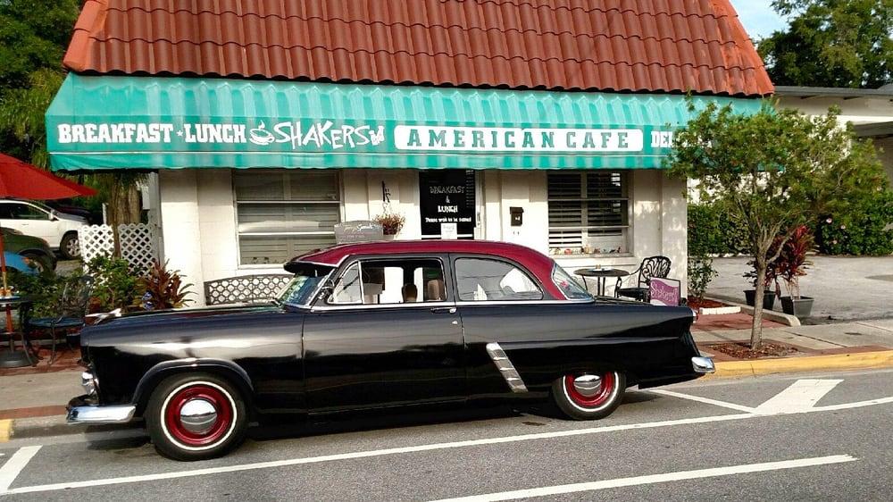 Shakers American Cafe Orlando Jeff Eats