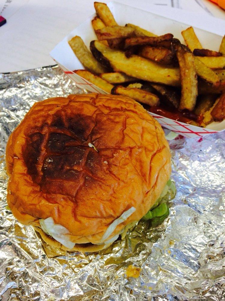 tp burger