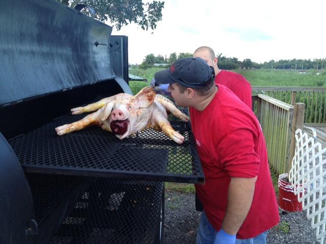 Bbq Porky Porky And Beth's Bbq