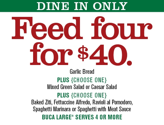 graphic about Buca Di Beppo Coupons Printable titled Buca di Beppo Italian Cafe (Wellington) Jeff Eats