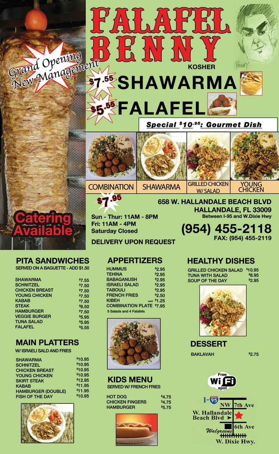 menu-1page
