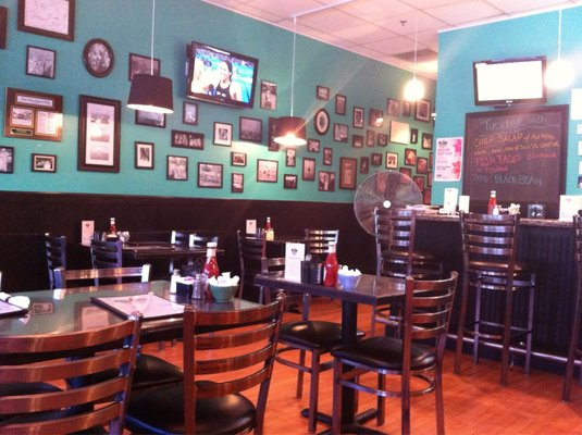 Blondies tequesta jeff eats for 13 american table boca raton menu