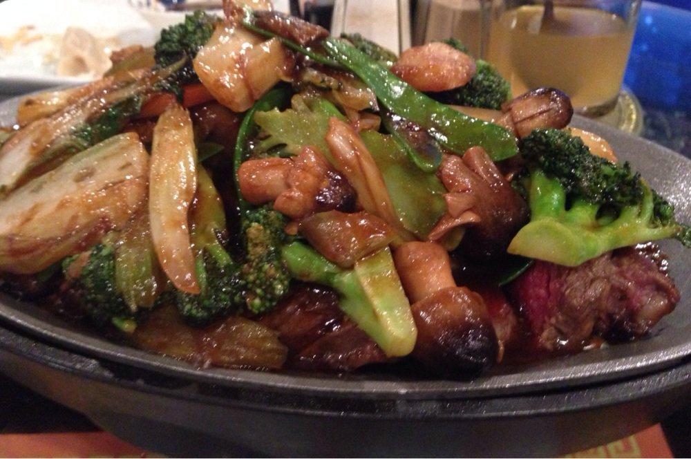 china steak