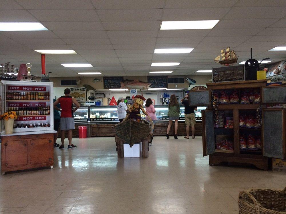 Golden rule seafood market miami jeff eats for Fresh fish market miami