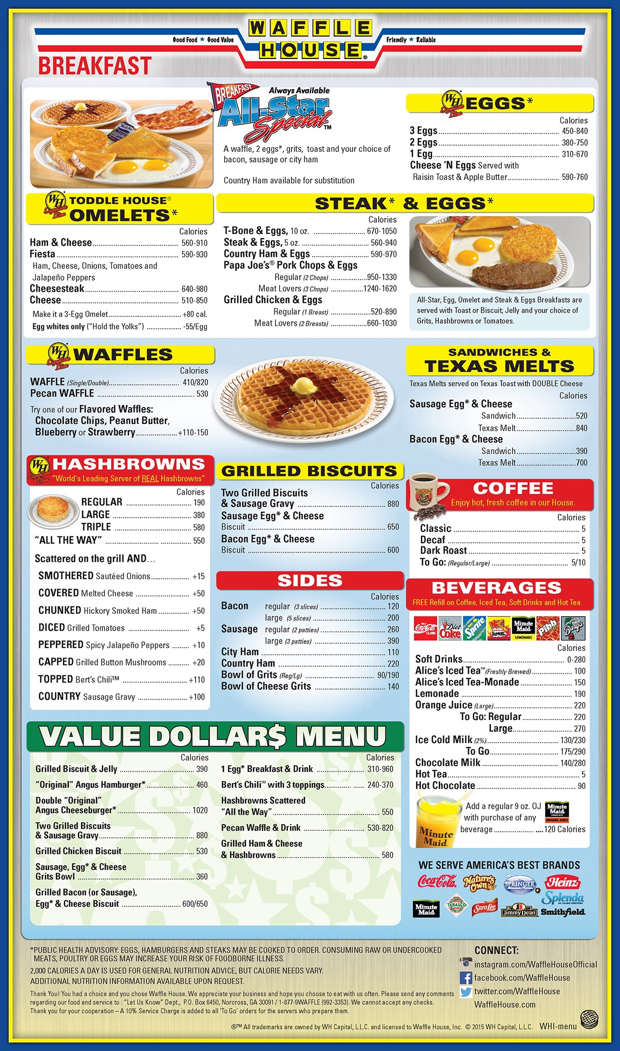 American Kitchen Menu Price