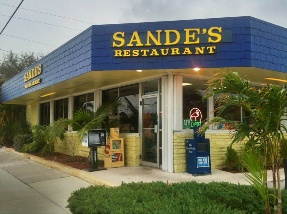 Sande S Restaurant Delray Beach Jeff Eats