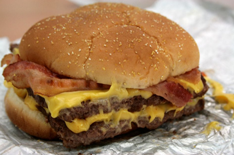 Baconator Double Wendy S Boca Raton Jeff Eats