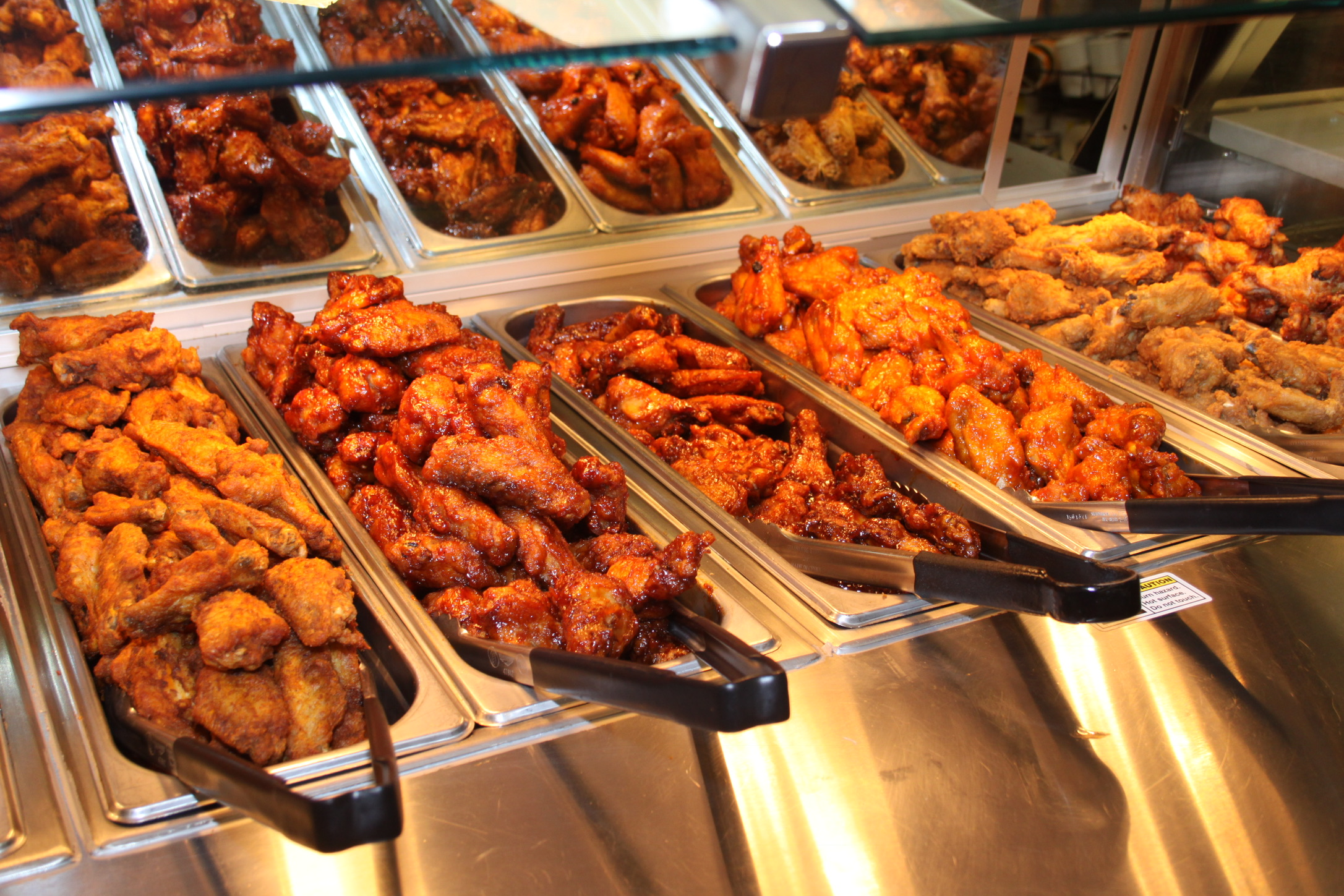 Winn dixie s wing bar winn dixie boca raton jeff eats for Sports bars palm beach gardens