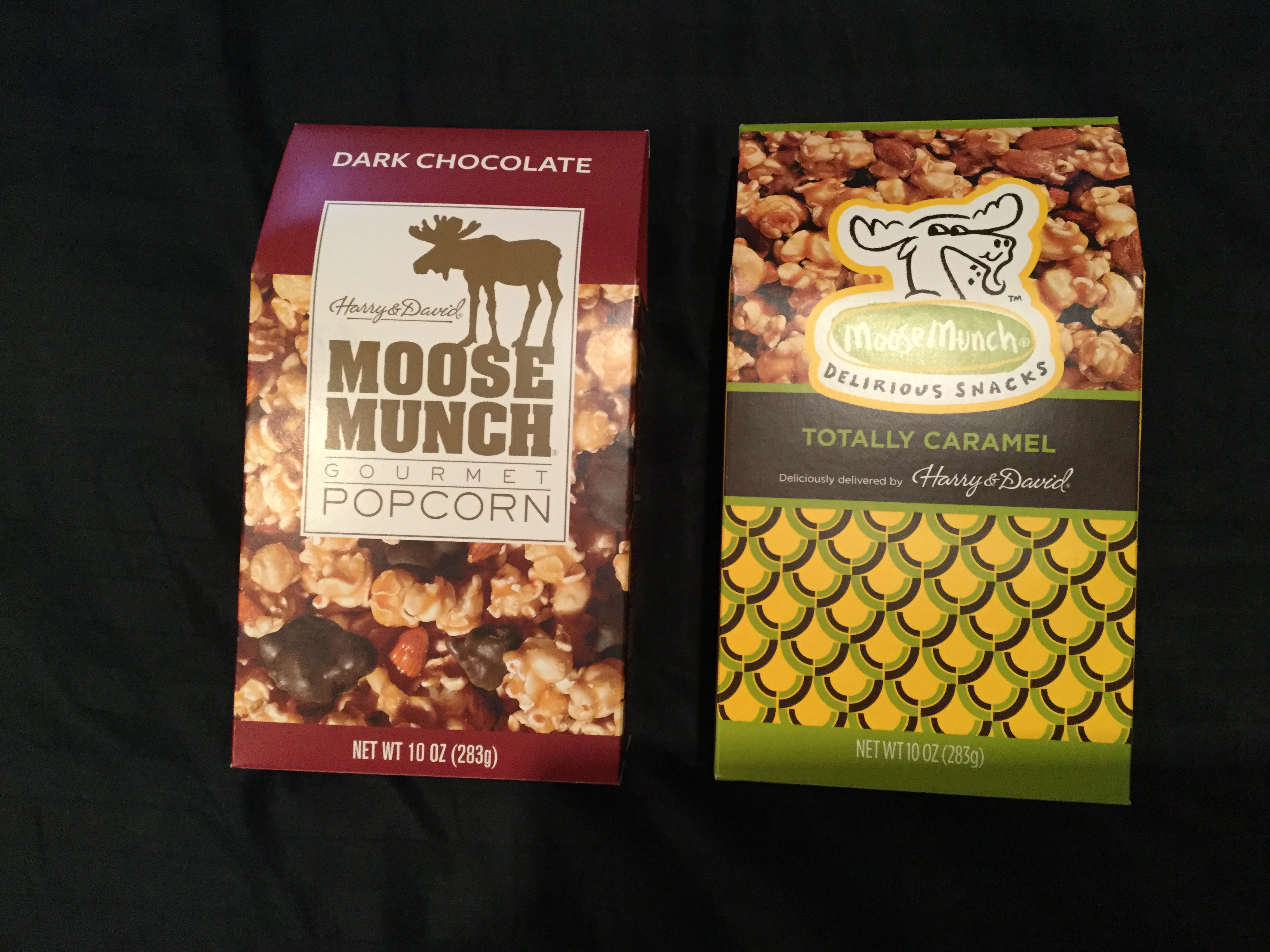 Moose Munch Dark Chocolate Popcorn Totally Caramel Home Goods Delray Beach