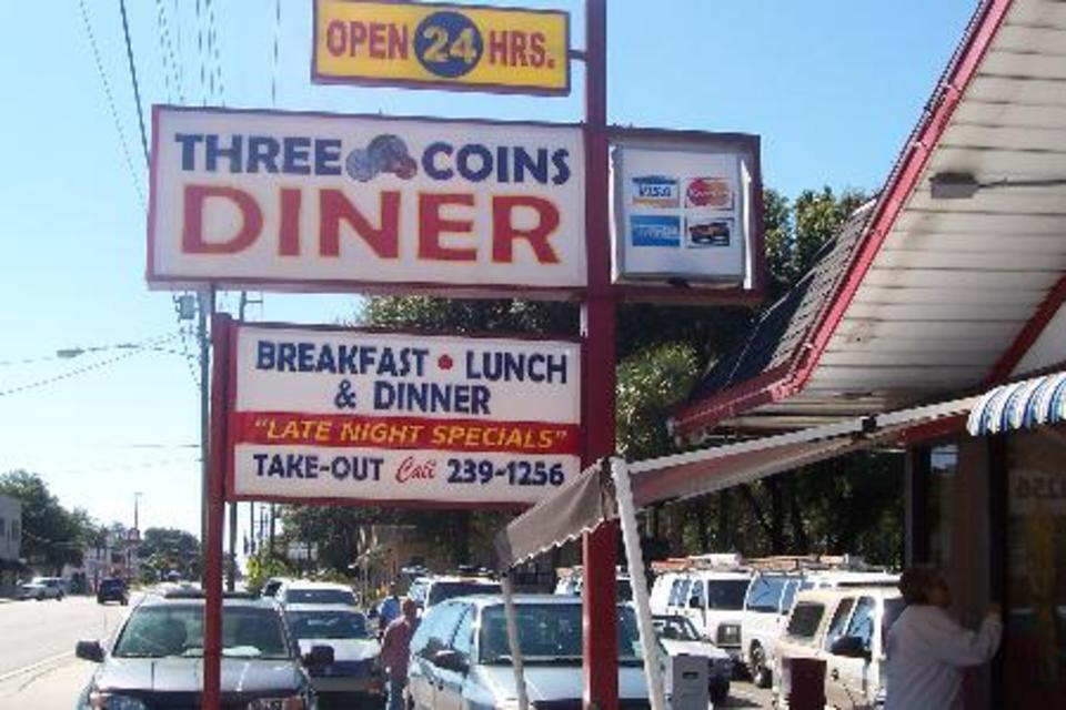 3 coins diner