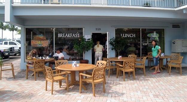 Kona Bay Cafe Menu Lantana